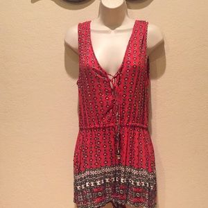 Women's romper by Angie size L